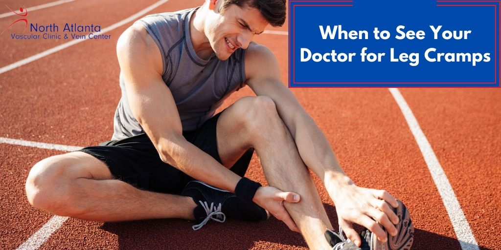 When to See Your Doctor for Leg Cramps